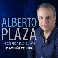 Alberto Plaza Enjoy Viña del Mar - Viña del Mar