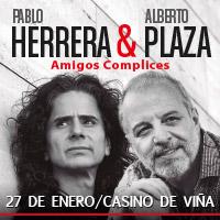 Alberto Plaza + Pablo Herrera Enjoy Viña del Mar - Viña del Mar