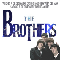 The Brothers Beatles Band Enjoy Viña del Mar - Viña del Mar