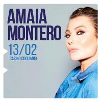 Amaia Montero Enjoy Coquimbo - Coquimbo