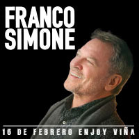 Franco Simone Enjoy Viña del Mar - Viña del Mar