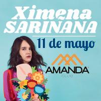Ximena Sariñana Club Amanda - Vitacura