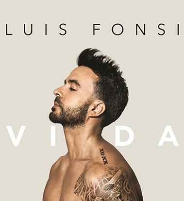 Imagen Luis Fonsi - Vida World Tour
