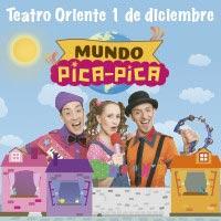 Pica Pica Teatro Oriente - Providencia