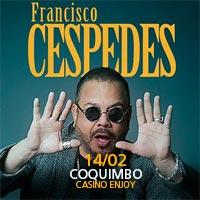 Francisco Cespedes Enjoy Coquimbo - Coquimbo