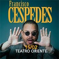 Francisco Cespedes Teatro Oriente - Providencia