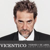 Vicentico Enjoy Santiago - Los Andes