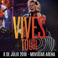 Carlos Vives Movistar Arena - Santiago
