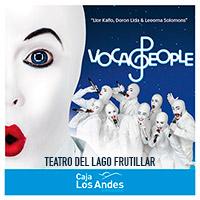 Voca People Teatro del Lago, Frutillar - Frutillar