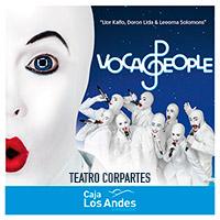 Voca People Centro de las Artes 660 - Las Condes