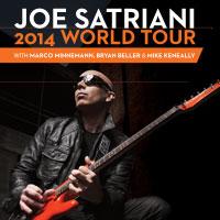 Joe Satriani Teatro Nescafé de las Artes - Providencia