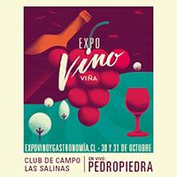 ExpoVino y Gastronomía Viña del Mar Club Naval de Campo las Salinas - Viña del Mar
