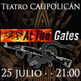 At The Gates Teatro Caupolicán - Santiago