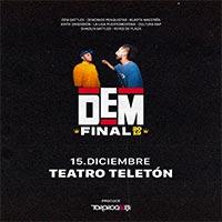 DEM Final Teatro Teletón - Santiago