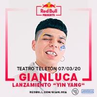 Gianluca Lanzamiento Yin Yang Teatro Teletón - Santiago