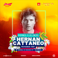 Hernán Cattaneo: La Feria On Tour VTP de Valparaíso (Muelle Barón) - Valparaíso