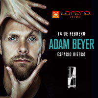 Adam Beyer: La Feria On Tour Espacio Riesco - Huechuraba