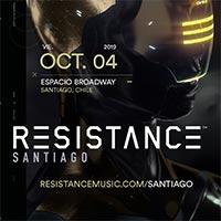Resistance Santiago