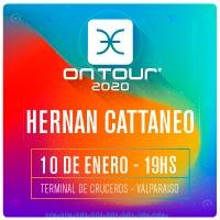 On Tour 2020: Hernán Cattaneo Nuevo Terminal de Cruceros VTP - Valparaíso