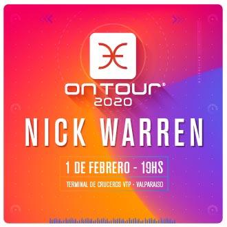 1 de febrero 2020 - Nick Warren