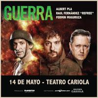 Guerra Teatro Cariola - Santiago