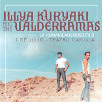 Illya Kuryaki and the Valderramas Teatro Cariola - Santiago