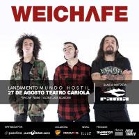 Weichafe Teatro Cariola - Santiago