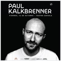 Paul Kalkbrenner Teatro Cariola - Santiago