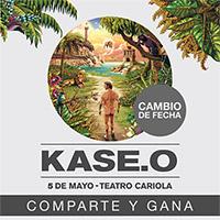 KASE.O Teatro Cariola - Santiago