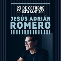 Jesús Adrián Romero Teatro Coliseo - Santiago