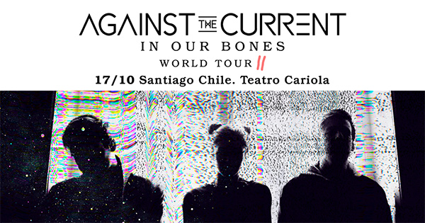 Entradas a Against the Current