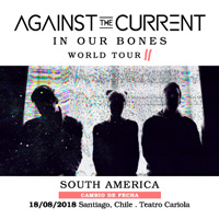 Against the Current Teatro Cariola - Santiago