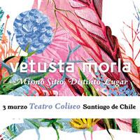 Vetusta Morla Teatro Coliseo - Santiago