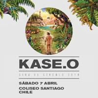 KASE.O Teatro Coliseo - Santiago