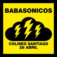 Babasonicos Teatro Coliseo - Santiago