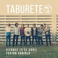 Taburete Teatro Cariola - Santiago