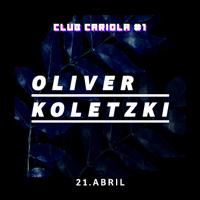 Oliver Koletzki Teatro Cariola - Santiago