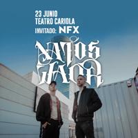 Natos y Waor + NFX Teatro Cariola - Santiago