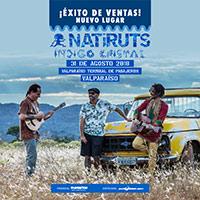 Natiruts VTP de Valparaíso (Muelle Barón) - Valparaíso