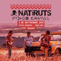 Natiruts Teatro Municipal de Temuco - Temuco