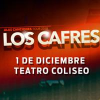 Los Cafres Teatro Coliseo - Santiago
