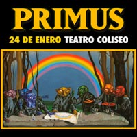 Primus Teatro Coliseo - Santiago
