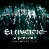 Eluveitie Teatro Cariola - Santiago