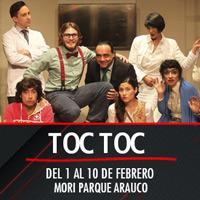 Toc Toc Teatro Mori Parque Arauco - Las Condes