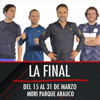 La Final Teatro Mori Parque Arauco - Las Condes