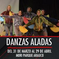Danzas Aladas Teatro Mori Parque Arauco - Las Condes