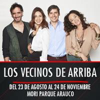 Los vecinos de arriba Mori Parque Arauco - Las Condes