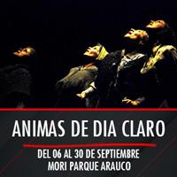 Ánimas de Día Claro Mori Parque Arauco - Las Condes