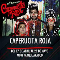 Caperucita Roja Mori Parque Arauco - Las Condes