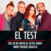 El Test Mori Parque Arauco - Las Condes